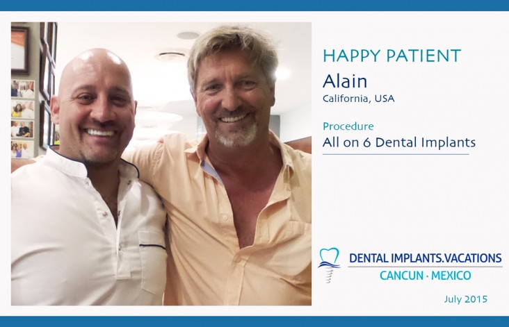 All on 6 Dental Implants Vacations