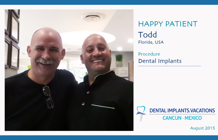 ANOTHER Dental Implants Patient Review! CHECK IT!