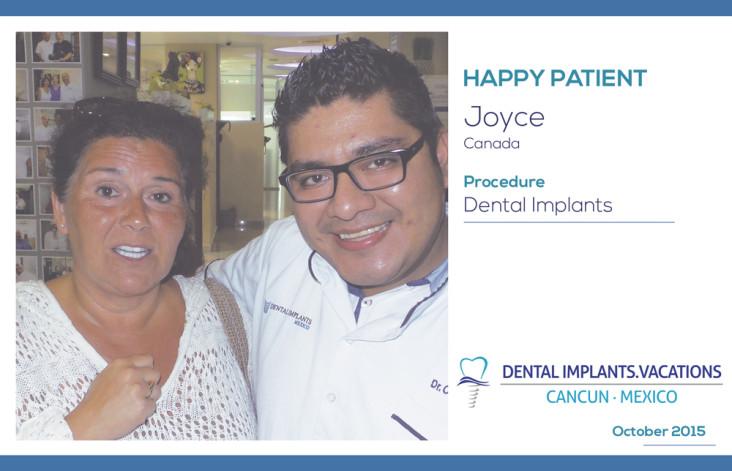 Dental implants vacations