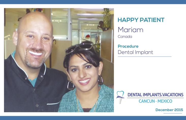 Dental Implant Patient Review