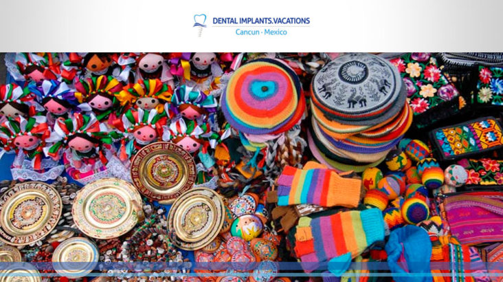 Mexican souvenirs you can't forget to buy in your dental implant vacation!